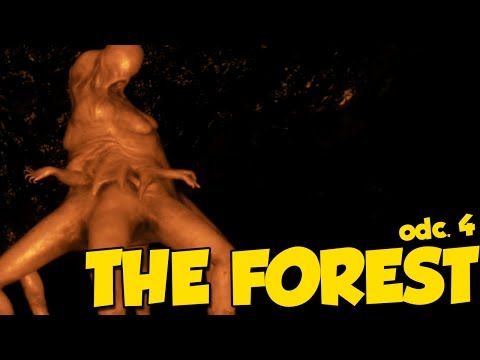 MUTANTY! - The Forest #4 [Let's Play PL]