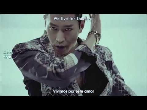 Shinhwa - This Love [Sub Español + Hangul + Rom] (видео)