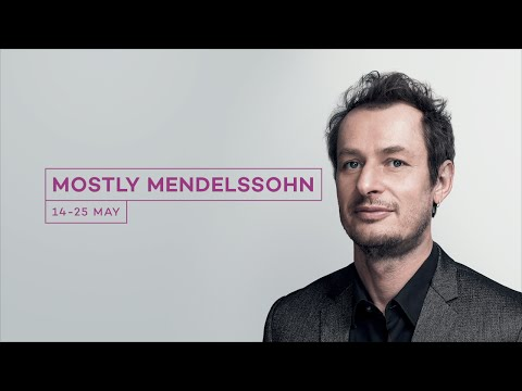 2015 Season: Mostly Mendelssohn
