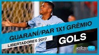 Confira os gols do empate gremista contra o Guaraní, no Paraguai. → Inscreva-se no canal e faça parte da torcida mais fanática do Brasil também aqui no ...
