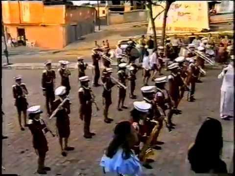 Filarmônica de Antas-ba (desfile em cícero dantas-ba 2004) parte final