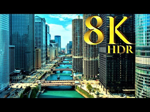 High Quality Aerial Video 8K HDR 60FPS (FUHD)