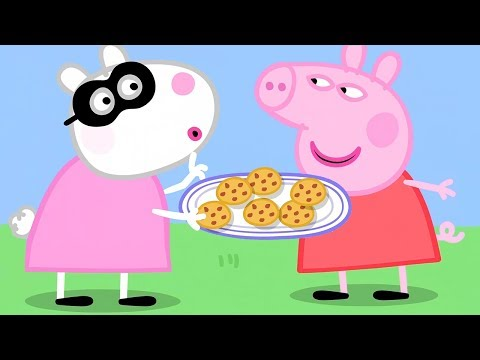 Peppa Pig Full Episodes | Halloween Special 🎃 - The Secret Club  | Cartoons for Children