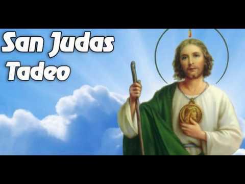 Oración a San Judas Tadeo.