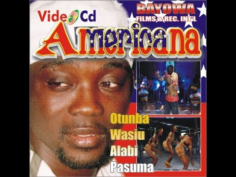 Wasiu Alabi Pasuma In Fellow Americana  Video