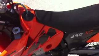 10. 2006 KTM 450 XC-G #309086