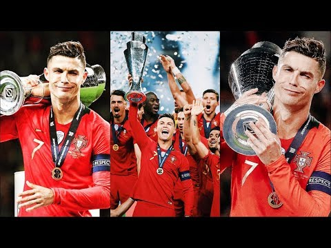 Crowning Ronaldo And Portugal To The European Nations League
