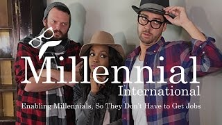 Millennials Suck: Maybe.