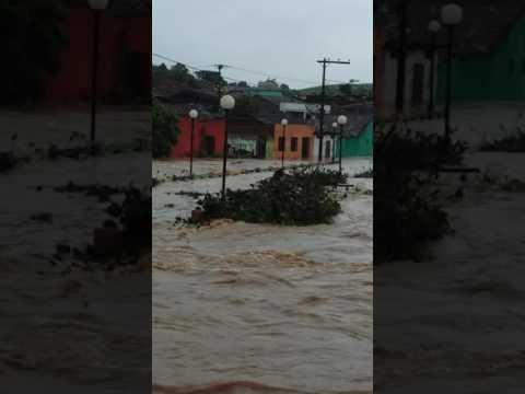 Enchente em Barra de guabiraba 2008