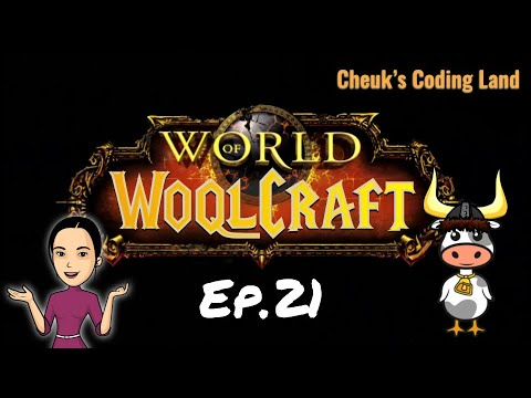 World of WoqlCraft - Ep.21 bank example