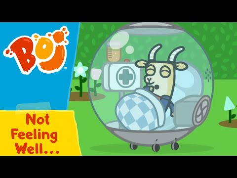 Boj - Feeling Poorly 🤒 | Full Episodes | Cartoons for Kids