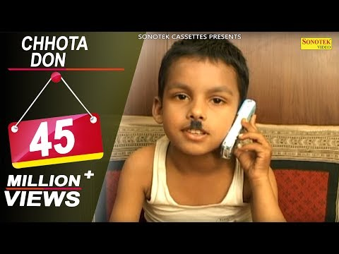 Video Chhota Don Kids Movie Full Comedy Cute Acting | Haryanvi Kids Comedy | Sonotek New Comedy download in MP3, 3GP, MP4, WEBM, AVI, FLV January 2017