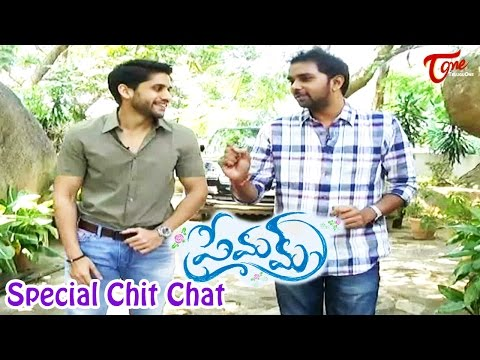 Naga Chaitanya Special Chit Chat | Premam Movie