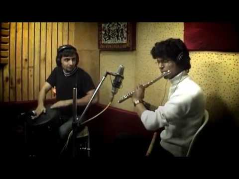 Flute and Djembe _ Jam Session