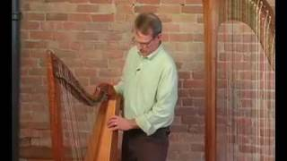 All About Harp Strings
