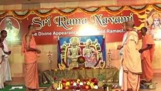 Sri Rama Navami Celebrations, Hare Krishna Movement - Hyderabad