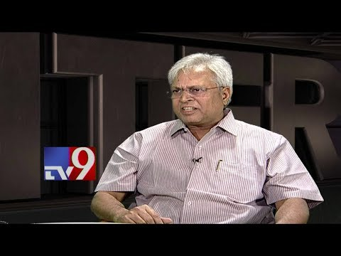 Undavalli Aruna Kumar In Encounter With Murali Krishna || TV9