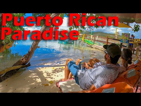 Puerto Rican Paradise at Gilligan's Island - S5:E38