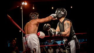 Rumblefromthebarrio.infoCome join us for our second Rumble from the Barrio , charity boxing event ! This year we will have tattoo artist vs construction worker , burlesque dancers , a sword swallower , vendors , taco trucks , beer and boxing !