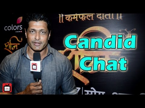 Meet Suryadev aka Salil Ankola from Shani | Interv