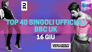 I migliori 40 singoli musicali britannici -The Official UK Top 40 Singles Chart -Top 40 canzoni della radio britannica -- Settimana...