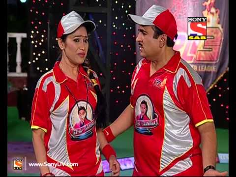Taarak Mehta Ka Ooltah Chashmah - Episode 1435 - 18th June 2014 (видео)