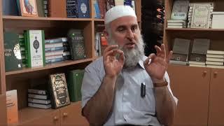 Ti nuk di asgjë për Islamin (Mbishkrim në Gjermani) - Hoxhë Ulvi Fejzullahu