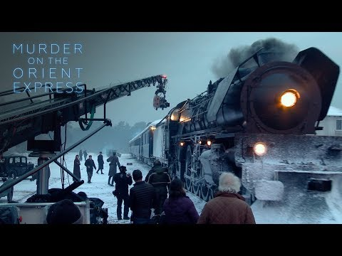 Murder on the Orient Express (Behind the Scenes)