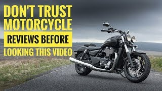 8. Look First Ride Triumph 2014 Thunderbird Cruisers Review
