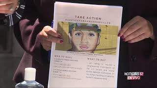 En Los Ángeles madres alzan sus voces para exigir justicia por Vanessa Guillen – Noticias 62 - Thumbnail