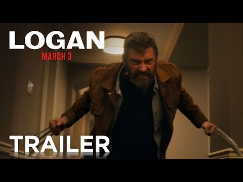 Marvel s Logan Official Trailer 2