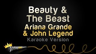 download lagu download musik download mp3 Ariana Grande, John Legend - Beauty & The Beast (Karaoke Version)