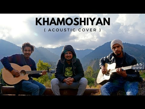 Khamoshiyan (Jamming Session) || Unknown Artist The Band