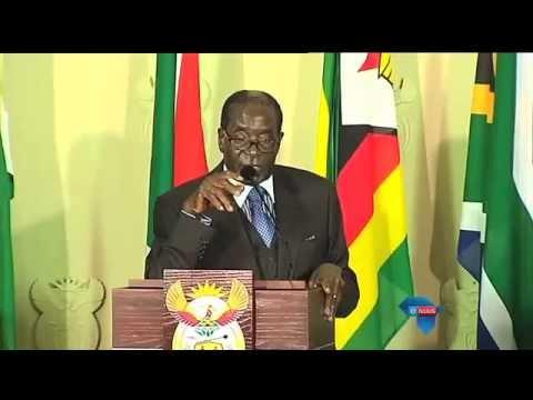 Zuma, Mugabe bespreek handelsbande / Zuma, Mugabe discuss trade relations
