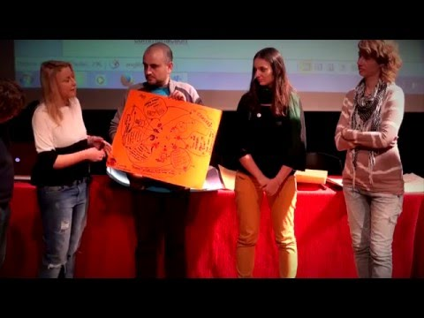 "Vídeo resum del meeting ""Be Youth Worker Today"""