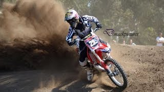 8. 2002 Honda CR250R - Alex #299 - Frankston MX Track 2013 [HD]