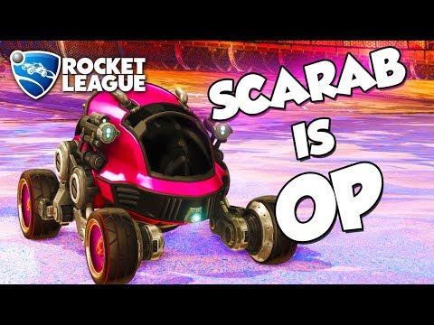 Scarab is OP | Rocket League Montage