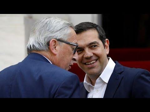 EU-Kommissionspräsident Juncker lobt Griechenlands Re ...