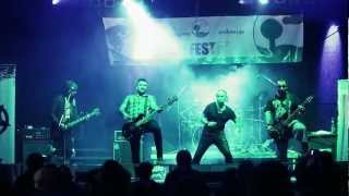 Video Hazydecay - You Are Number Two - Live at FajtFest 2012
