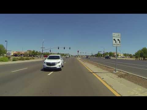 SR 347 South to Fry's Marketplace, John Wayne Pkwy, Maricopa, Arizona, 10 September 2018, GP032501