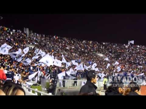Ser Rayado es un sentimiento - La AD  MTY 0 AME 3 Semifinal AP2014 - La Adicción - Monterrey