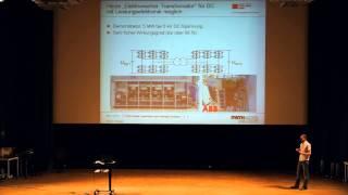 Science Slam der RWTH-Wissenschaftsnacht - Hanno Stagge
