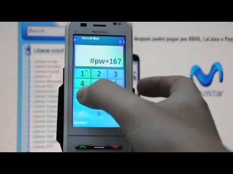 Liberar Nokia C6 en minutos, Movical.Net