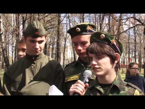 Сирень Победы в Дивизии им. Ф.Э.Дзержинского