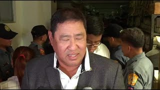 Rep Umali on reset trial anew of sen de lima. Video and editing by Noy Morcoso