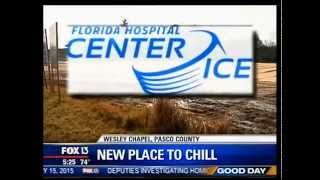 Florida's Largest Ice Rink Facility Announces Name and Unveils Logo