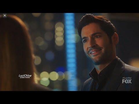 Lucifer 3x05  Ending Scene - Luci  to Charlotte I Miss Her Season 3 Episode 5 S03E05