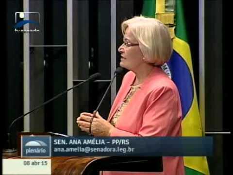 Ana Amélia pede que SUS supere burocracia para atender pacientes de câncer