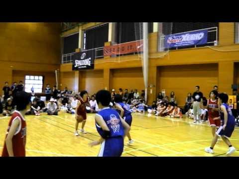 2011年7月31日ゼビオカップ本選 キッズGIRL決勝