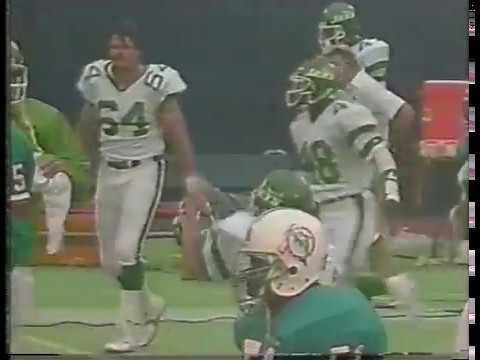 1990 NFL on NBC  NYJ@MIA intro